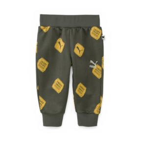Thumbnail 1 of PUMA x TINYCOTTONS Classic Pants, Thyme, medium