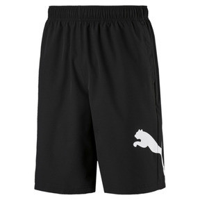 Thumbnail 4 of Active Tec Sports Woven Men's Shorts, Puma Black, medium