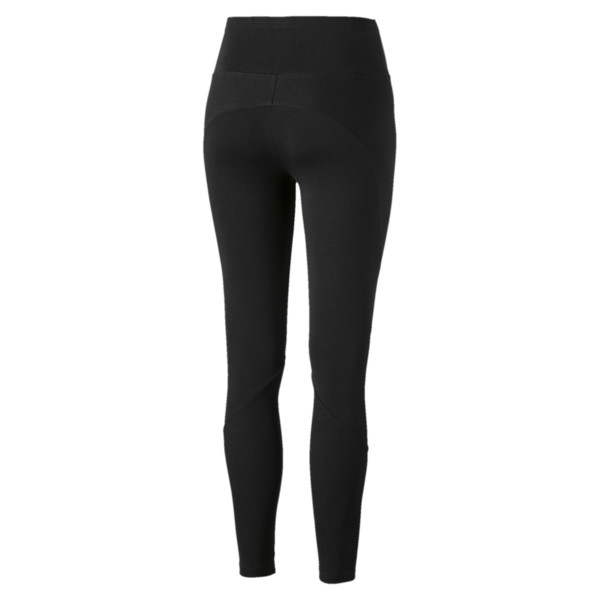 Leggings de mujer Fusion, Cotton Black, grande