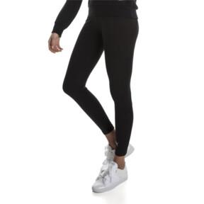 Thumbnail 1 of Fusion Women's Leggings, Cotton Black, medium