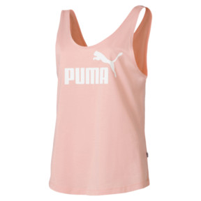 Thumbnail 4 of Essentials Damen Tank-Top, Peach Bud, medium