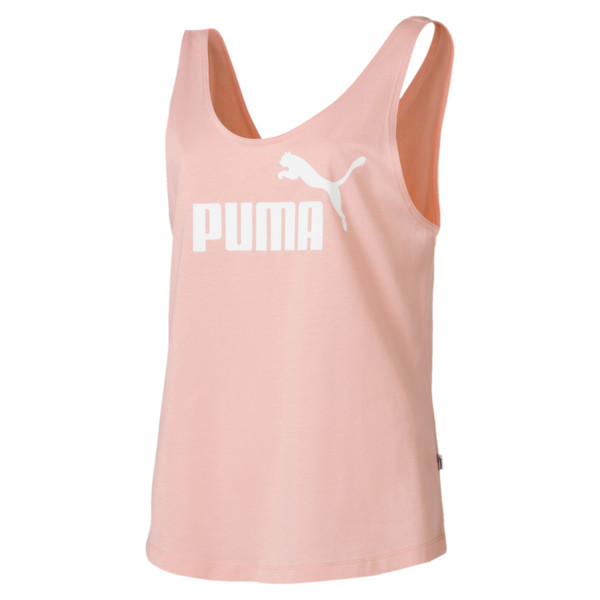 Essentials Damen Tank-Top, Peach Bud, large