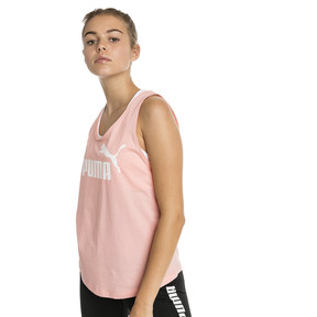 Thumbnail 1 of Essentials Damen Tank-Top, Peach Bud, medium