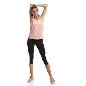 Thumbnail 3 of Essentials Damen Tank-Top, Peach Bud, medium