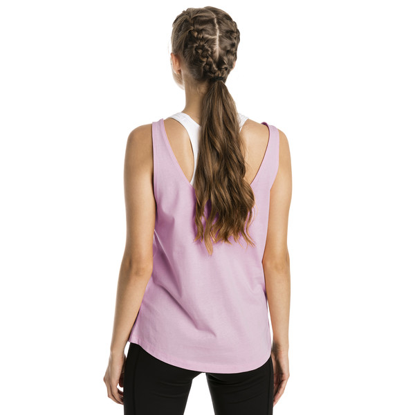 Essentials Women's Tank Top, Pale Pink, large