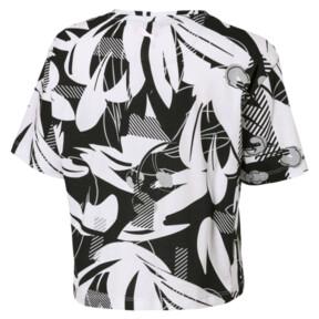 Thumbnail 2 of Alpha Mädchen T-Shirt, Cotton Black, medium