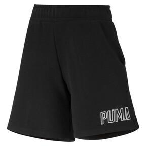 Thumbnail 4 of Short en sweat Athletics pour femme, Puma Black, medium