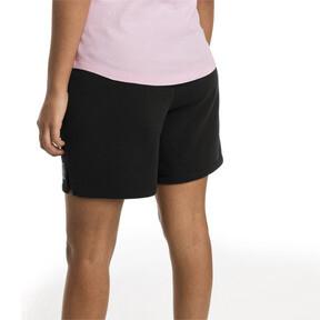 Thumbnail 2 of Short en sweat Athletics pour femme, Puma Black, medium