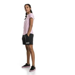Thumbnail 3 of Short en sweat Athletics pour femme, Puma Black, medium