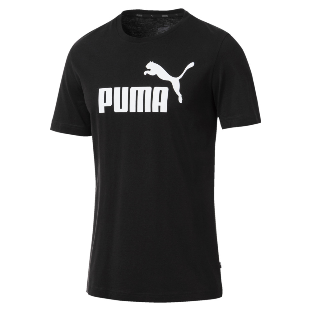 Image Puma Essentials Short Sleeve Men's Tee #1