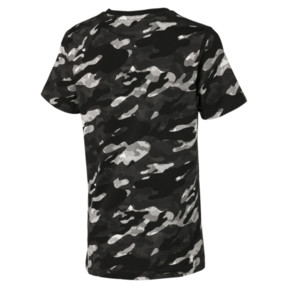 Thumbnail 2 of Classics Boys' Tee, Cotton Black, medium