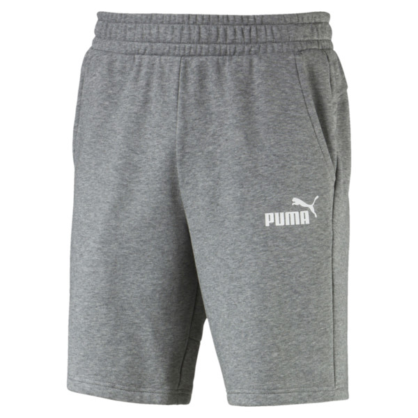 "Amplified Shorts 10"" TR, Medium Gray Heather, large"