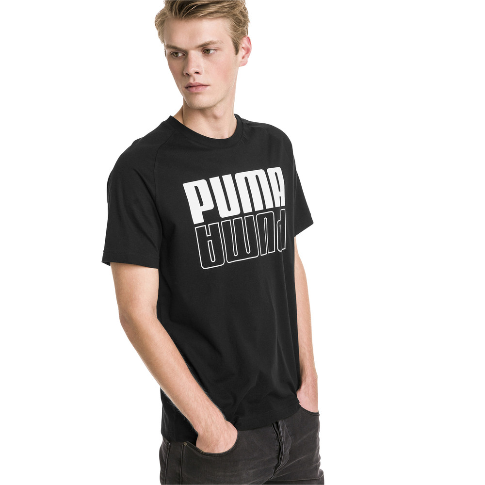 Image PUMA Modern Sports Logo Men's Tee #2