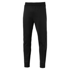 Thumbnail 1 of EVOstripe Hybrid Men's Pants, Puma Black, medium