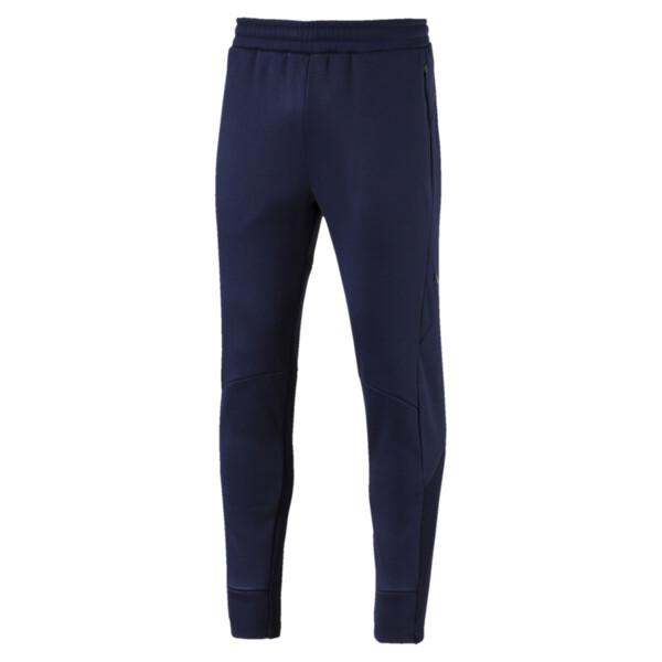 EVOstripe Hybrid Men's Pants, Peacoat, large