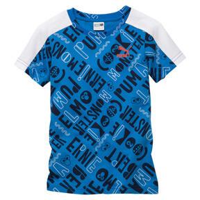 キッズ PUMA x SESAME STREET SS AOP Tシャツ B