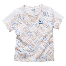 キッズ PUMA x SESAME STREET ガールズ SS AOP Tシャツ