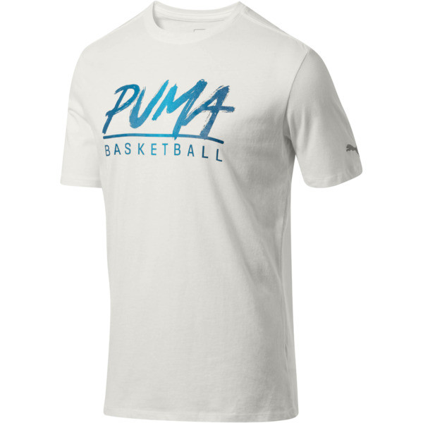 PUMA Basketball Uproar Men's Tee, 01, large