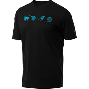 Thumbnail 1 of Icon Uproar Men's Tee, Puma Black, medium