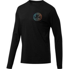 Don't Flinch Men's Long Sleeve Tee