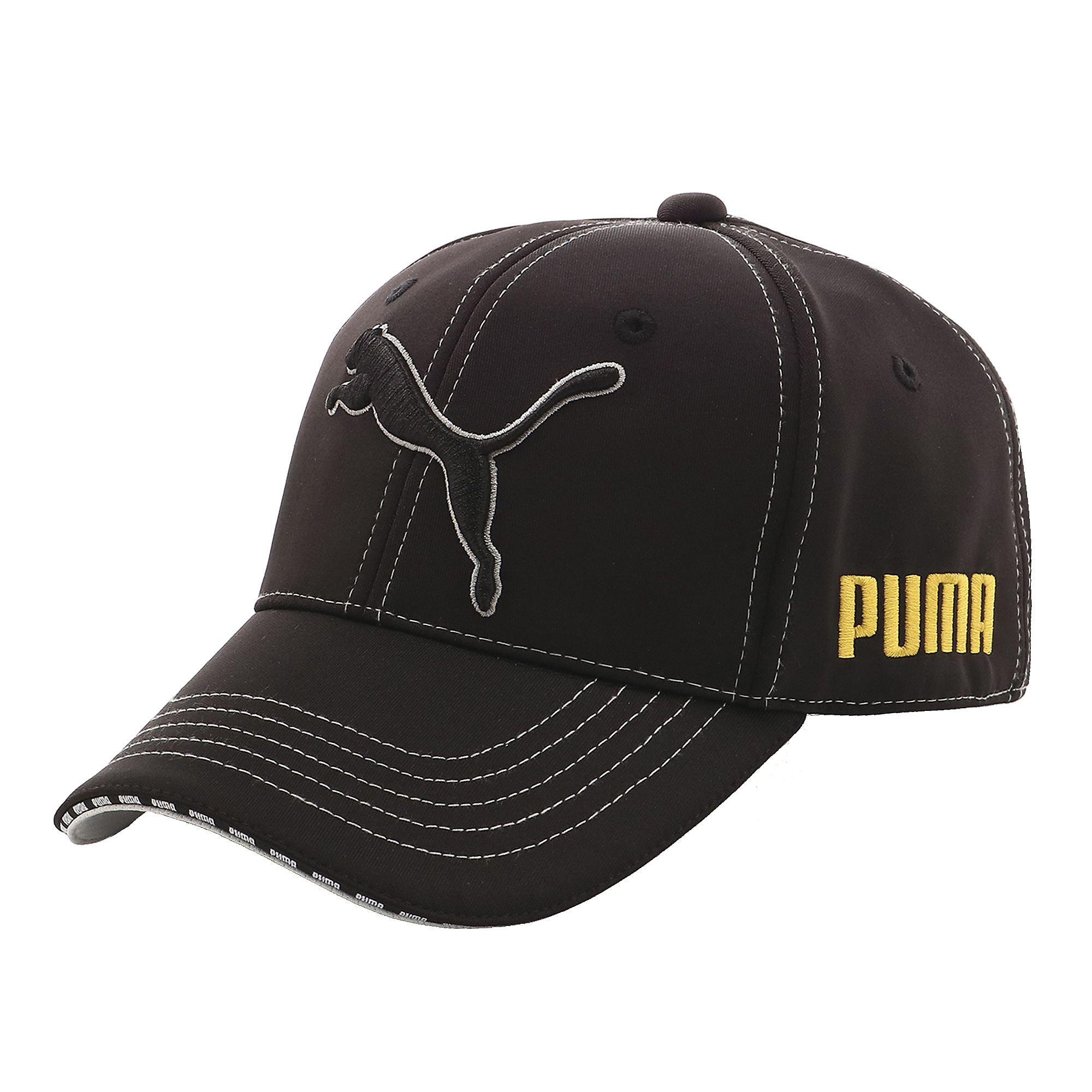 【プーマ公式通販】 プーマ ゴルフ ツアー キャップ メンズ Puma Black |PUMA.com