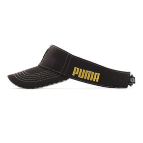 Thumbnail 3 of ゴルフ ツアー バイザー, Puma Black, medium-JPN