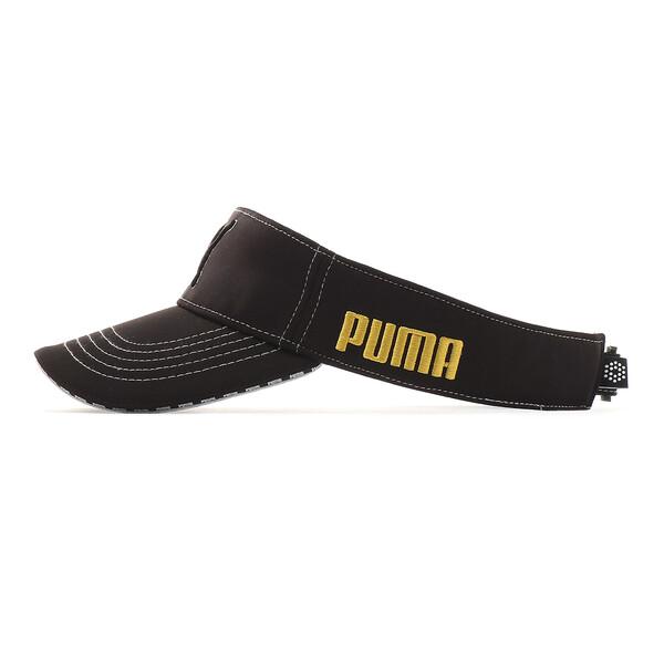 ゴルフ ツアー バイザー, Puma Black, large-JPN