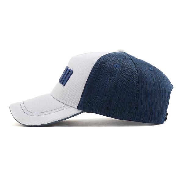 ゴルフ メッシュ キャップ, Bright White / Peacoat, large-JPN