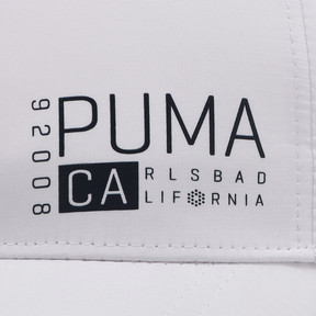 Thumbnail 4 of ゴルフ CA パンチング キャップ, Bright White, medium-JPN