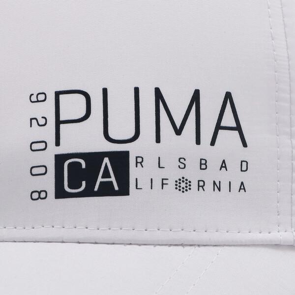 ゴルフ CA パンチング キャップ, Bright White, large-JPN