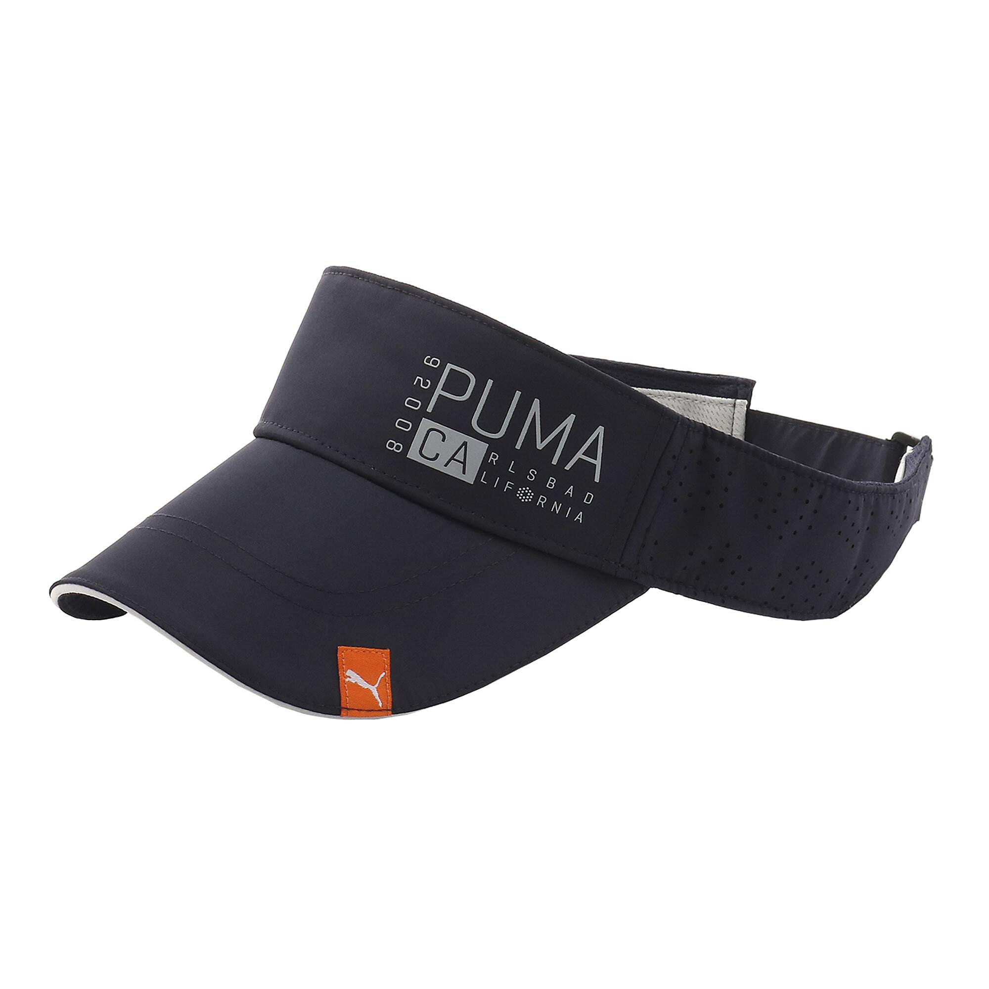 【プーマ公式通販】 プーマ ゴルフ CA パンチング バイザー メンズ Peacoat |PUMA.com