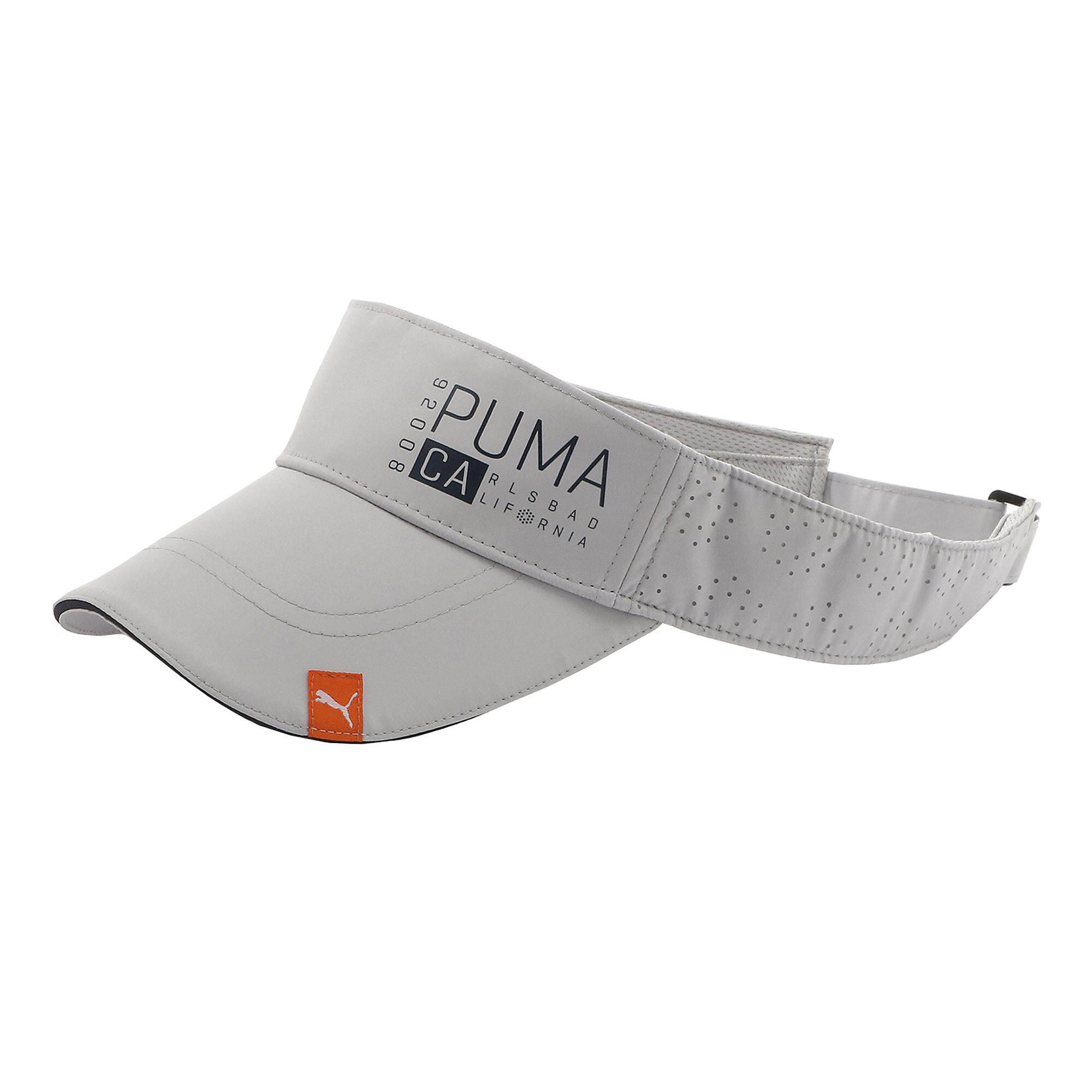 【プーマ公式通販】 プーマ ゴルフ CA パンチング バイザー メンズ Quarry |PUMA.com