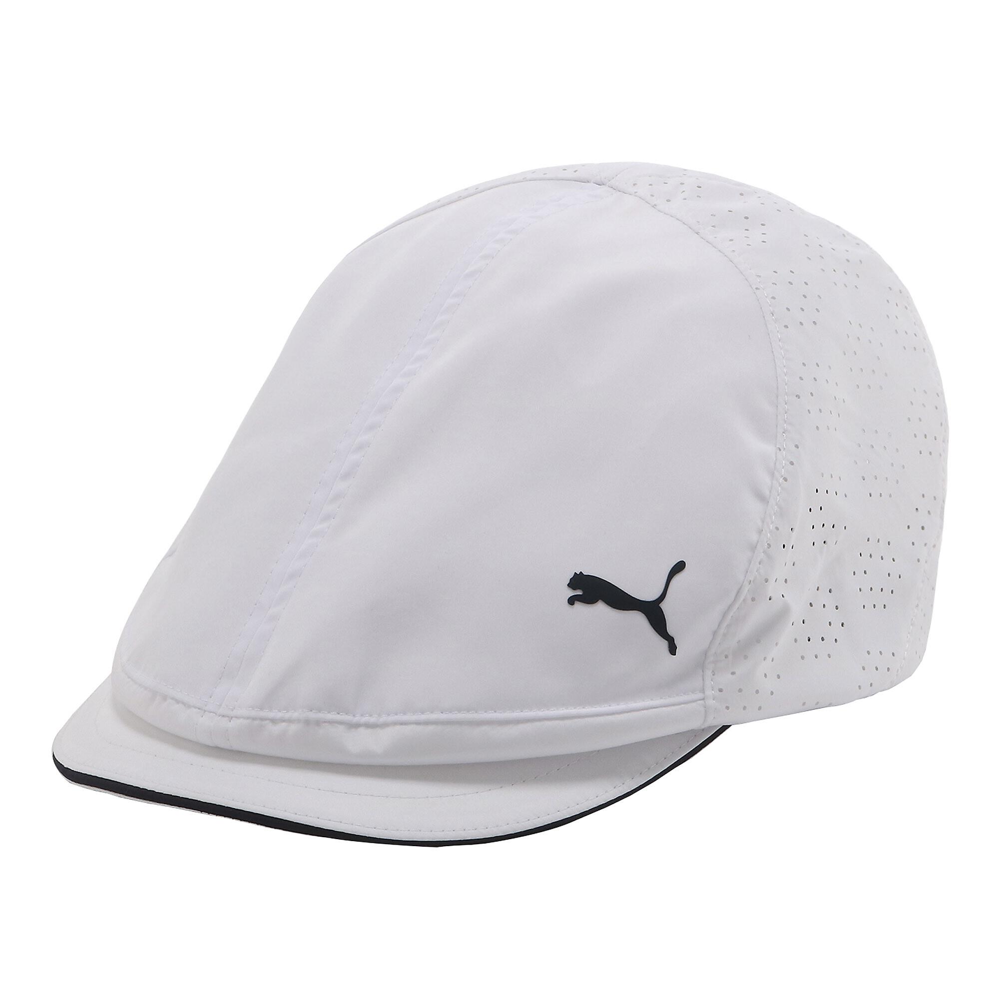 【プーマ公式通販】 プーマ ゴルフ パンチング ハンチング メンズ Bright White |PUMA.com