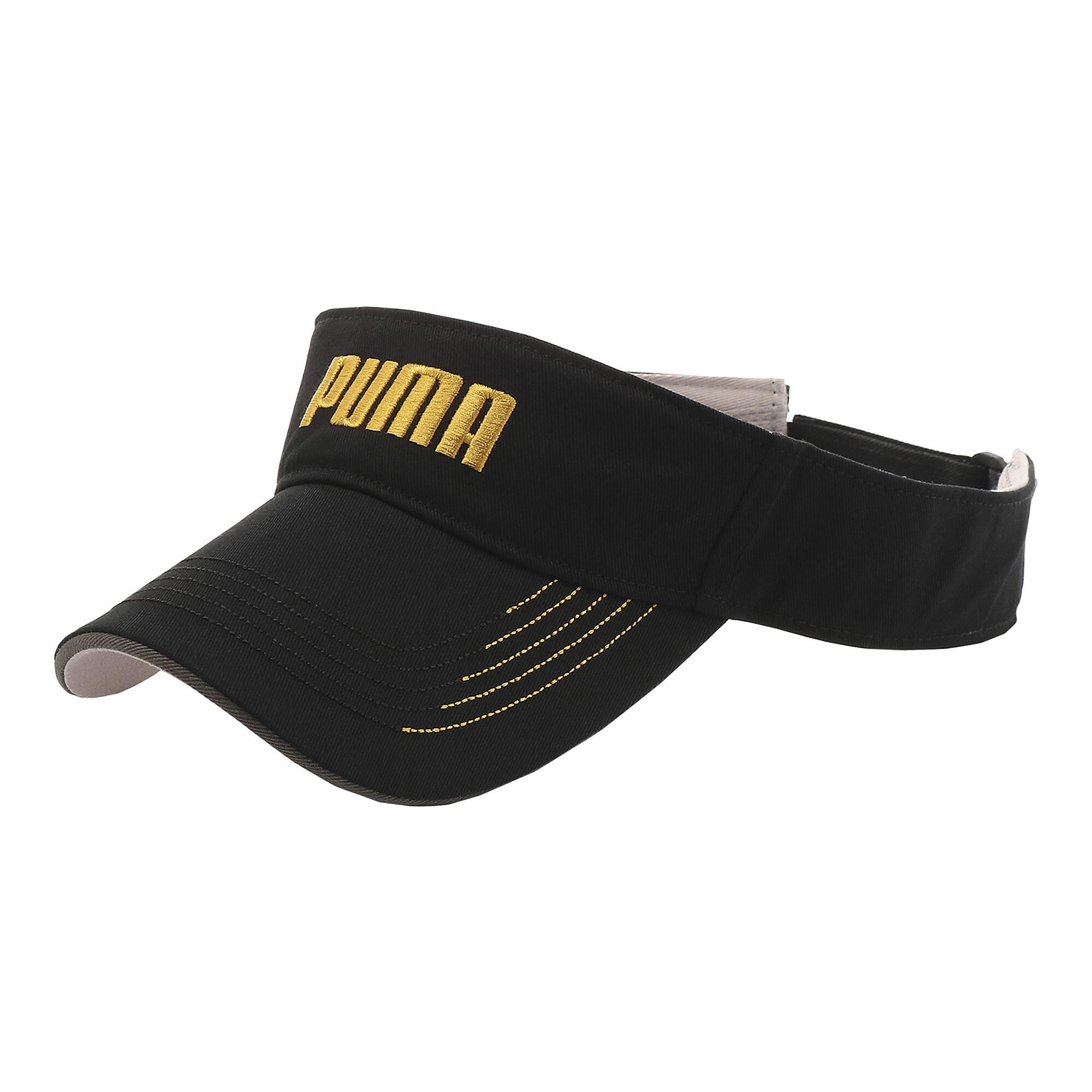 【プーマ公式通販】 プーマ ゴルフ ツイル バイザー メンズ Puma Black |PUMA.com