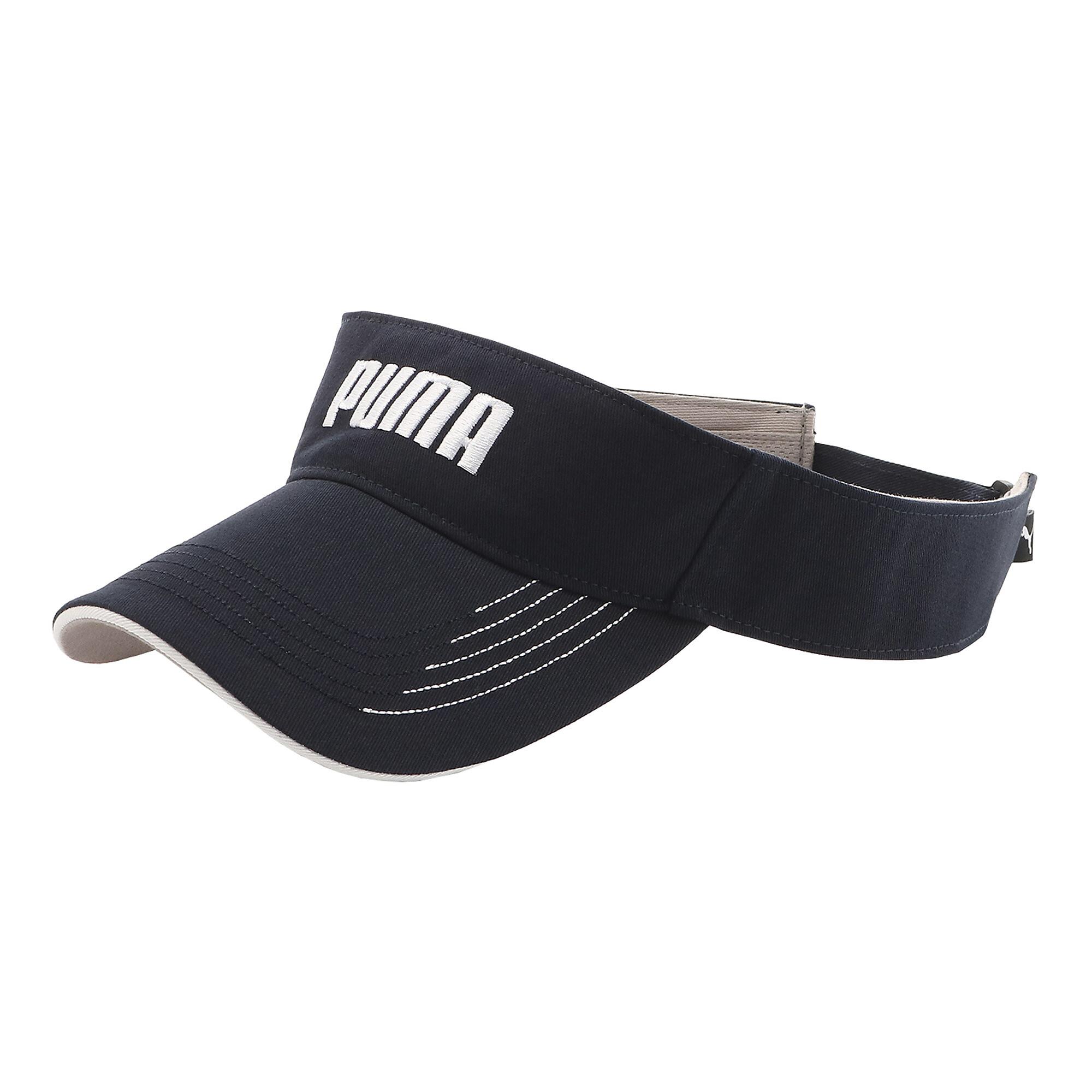 【プーマ公式通販】 プーマ ゴルフ ツイル バイザー メンズ Peacoat |PUMA.com