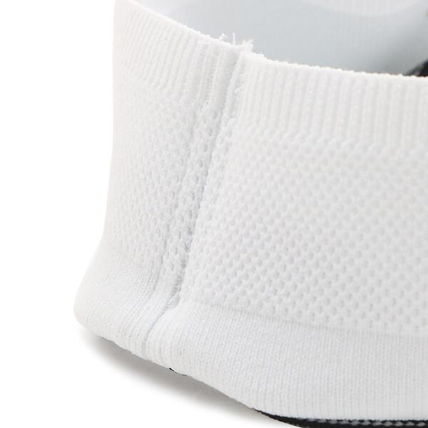 ゴルフ ウィメンズ サマーニット バイザー, Bright White, large-JPN