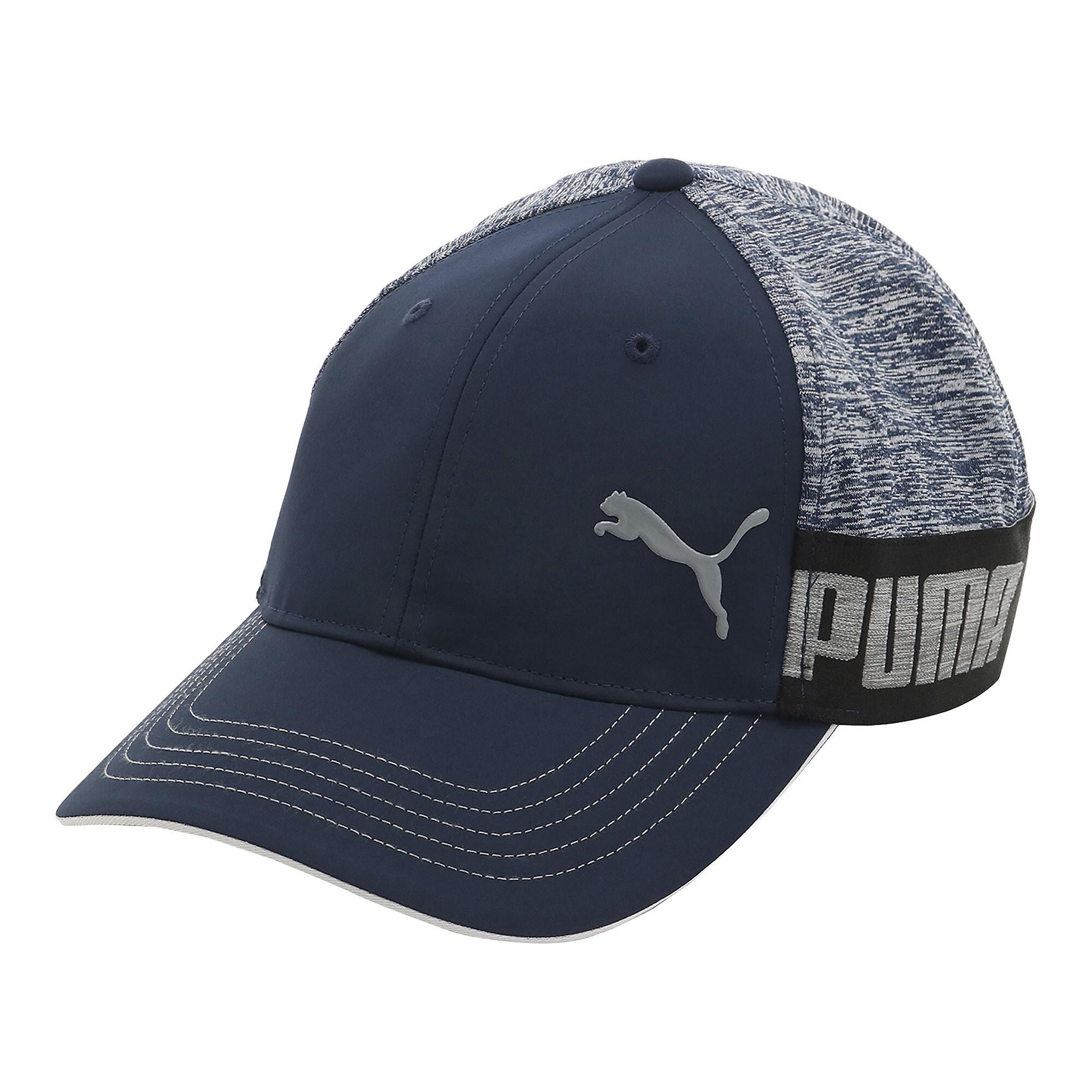 【プーマ公式通販】 プーマ ゴルフ ストレッチバンド キャップ メンズ Peacoat |PUMA.com