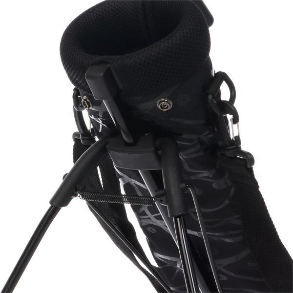 ゴルフ セルフ スタンド キャリーバッグ, black, large-JPN