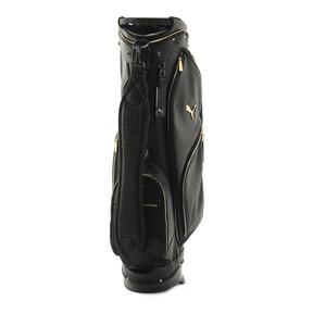 Thumbnail 3 of ゴルフ キャディバッグ ヘリテージ, Puma Black / Gold, medium-JPN