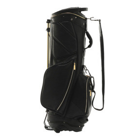 Thumbnail 1 of ゴルフ キャディバッグ ヘリテージ, Puma Black / Gold, medium-JPN