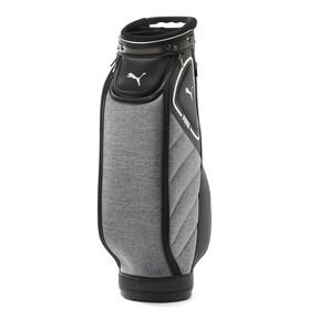 Thumbnail 2 of ゴルフ キャディバッグ フュージョン, Puma Black / Medium Gray hea, medium-JPN