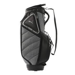Thumbnail 1 of ゴルフ キャディバッグ フュージョン, Puma Black / Medium Gray hea, medium-JPN