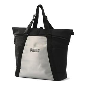 Thumbnail 2 of ゴルフ トートバッグ フュージョン, Puma Silver / Puma Black, medium-JPN