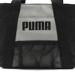 Thumbnail 7 of ゴルフ ラウンド トート フュージョン, Puma Silver / Puma Black, medium-JPN