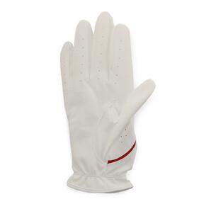 Thumbnail 2 of ゴルフ 3D パフォーマンス グローブ 右手用, White / High Risk Red, medium-JPN