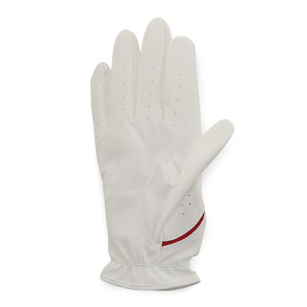 ゴルフ 3D パフォーマンス グローブ 右手用, White / High Risk Red, large-JPN