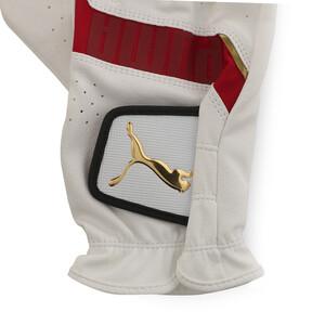 Thumbnail 5 of ゴルフ 3D パフォーマンス グローブ 右手用, White / High Risk Red, medium-JPN