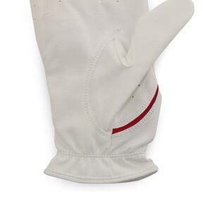 Thumbnail 6 of ゴルフ 3D パフォーマンス グローブ 右手用, White / High Risk Red, medium-JPN