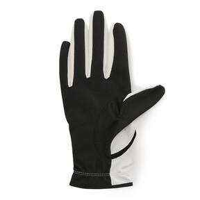 Thumbnail 2 of ゴルフ 3D パフォーマンス グローブ 右手用, White / Puma Black, medium-JPN
