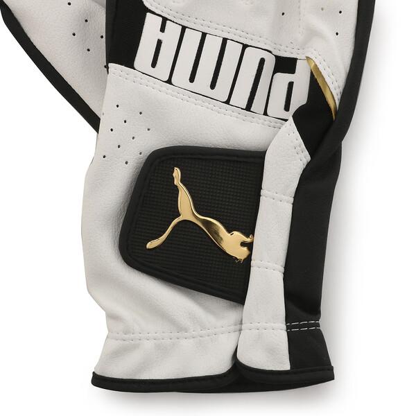ゴルフ 3D パフォーマンス グローブ 右手用, White / Puma Black, large-JPN
